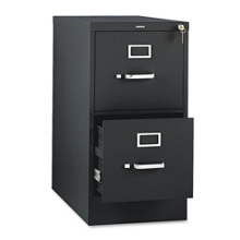 Two-Drawer Letter Size Vertical File, 34927