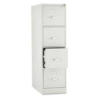 Four-Drawer Letter Size Vertical File, 34928