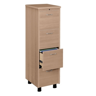 Four Drawer Vertical File, 34346