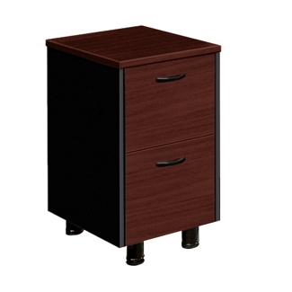 Two Drawer Vertical File, 34347