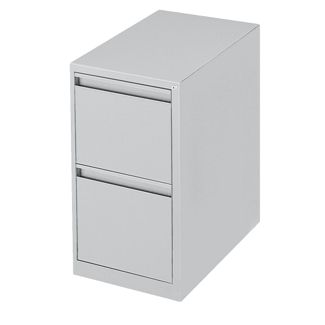 Two-Drawer File Pedestal, 34389