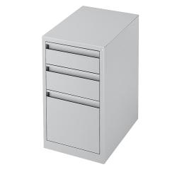 Three Drawer Pedestal, 34390