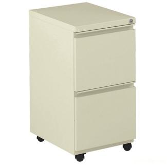 Two-Drawer Mobile Pedestal, 34409