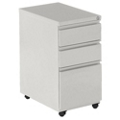 "23"" Deep Three Drawer Mobile Pedestal, 34412"
