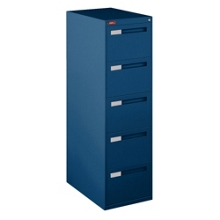 Five Drawer Legal Size Vertical File, 34920