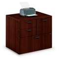 Contemporary Combination File Cabinet , 36298
