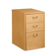 Mobile Three-Drawer Pedestal, 36305