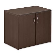 Wood Grain Laminate Storage Cabinet, 36313