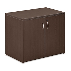 Wood Grain Laminate Storage Cabinet, 36313