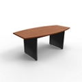 "Boat Shaped Conference Table - 72""W x 36""D, 38004"