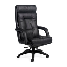 High Back Leather Executive Chair, 56878