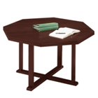 Octagon Shaped Conference Table, 40227
