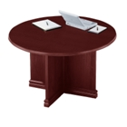"Traditional Round Conference Table - 42"" Diameter, 40330"
