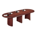 "Oval Conference Table - 96"" x 42"", 40508"