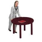 "Round Conference Table - 42"" Diameter, 40510"