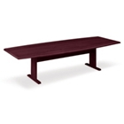 "Boatshape Conference Table 46"" x 120"", 40637"