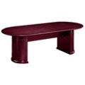 8' Racetrack Conference Table, 40761