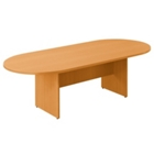 8' Racetrack Conference Table, 40849