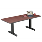 "Rectangular Conference Table - 120"" x 48"", 40580"