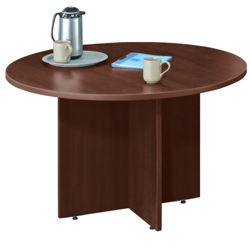 """48"""" Round Conference Table, 40898"""