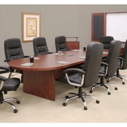 Oval/Racetrack Conference Table