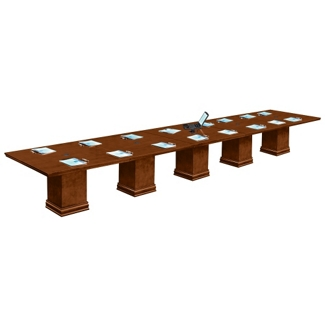 20' Conference Table, 40983