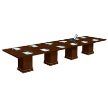 16' Conference Table, 40984