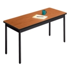"Rectangular Training Table - 48"" x 30"", 41257"