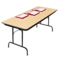 "Heavy-Duty Rectangular Folding Table  - 30"" x 96"", 41093"