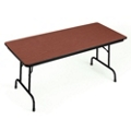 "Heavy-Duty 30"" x 72"" Folding Table, 41325"