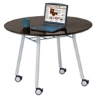 "42"" Round Conference Table with Casters, 41473"