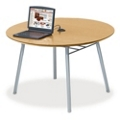 "48"" Round Conference Table with Data Port, 41479"