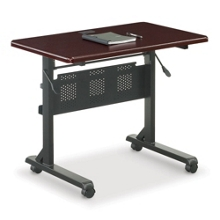 "Mobile Nesting Training Table 36""W x 24""D, 41497"