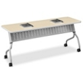 "FLEX  Rectangular Training Table - 72""x18"", 41856"
