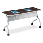 "FLEX 60"" W Rectangular Training Table, 41513"