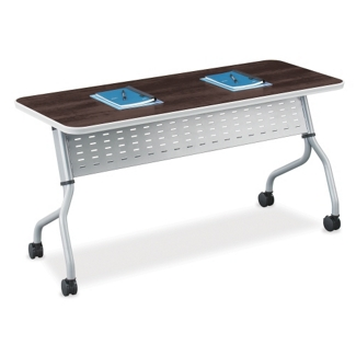 "FLEX Rectangular Training Table - 60""x24"", 41513"
