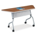 "FLEX Trapezoid Training Table - 60""x24"", 41515"