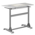 "Standing Height Tilt-Top Table - 36""W, 41718"