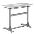 "Standing Height Tilt-Top Table - 36""W, 41718"