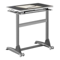 "Standing Height Tilt-Top Table - 48""W, 41719"