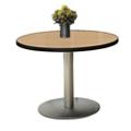 "30"" Round Barista Standard Height Table, 41802"