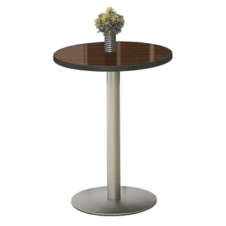 "30"" Round Barista Cafe Height Table, 41805"