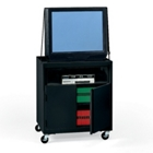 "AV Cart with Lower Doors for 36"" TV, 43059"