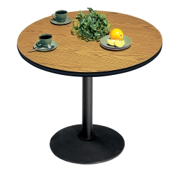 "Round Breakroom Table - 36"" Diameter, 44123"