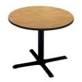 "Round Breakroom Table - 42"" Diameter, 44168"