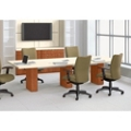 "WaveWorks 48"" x 120"" Conference Table, 44240"