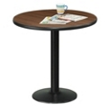 "Cafe au Lait 30"" Round Standard Height Table, 44601"