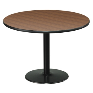 "Cafe au Lait 42"" Round Standard Height Table, 44605"