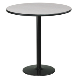 "Cafe au Lait 42"" Round Bar Height Table, 44606"