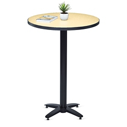 "Loft Bar Height Table - 30""DIA, 44674"